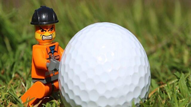 初心者オススメのゴルフボール