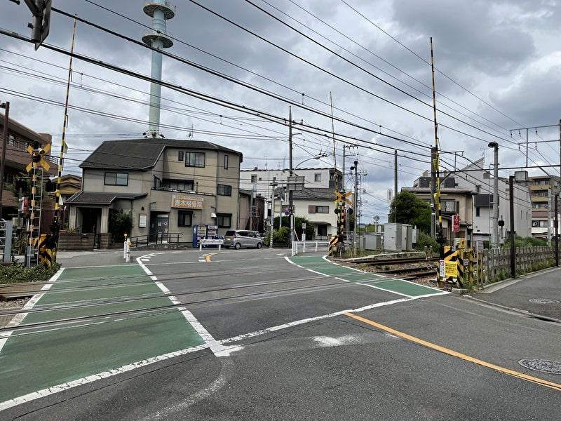 東京多摩川ゴルフ練習場 行き方