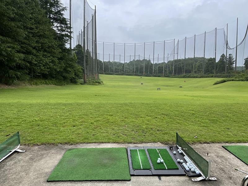 出島ゴルフクラブ 練習場