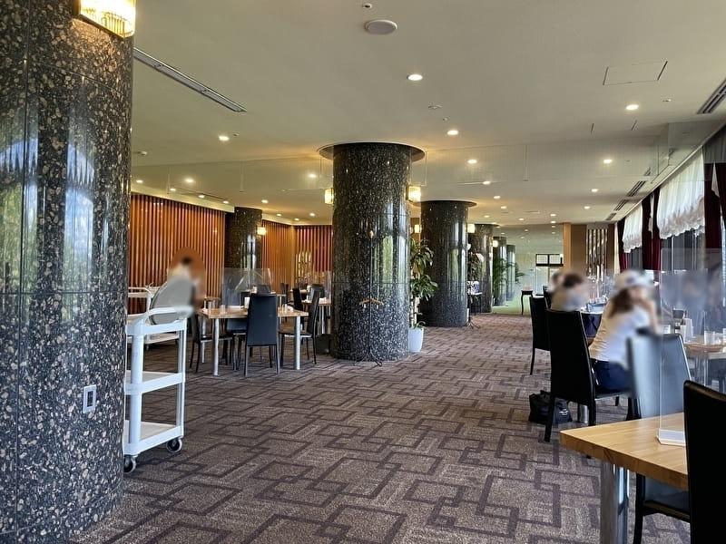 ベルセルバカントリークラブ 市原コース レストラン