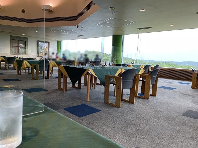立野クラシックゴルフ倶楽部 レストラン