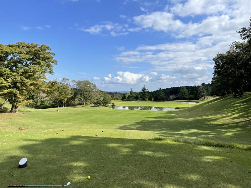 上総富士ゴルフクラブ 池ごえショート